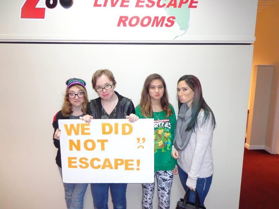 Escape Room Panama City Beach Florida