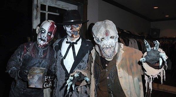 orlando haunted maze florida haunted houses - Halloween Haunt Schedule