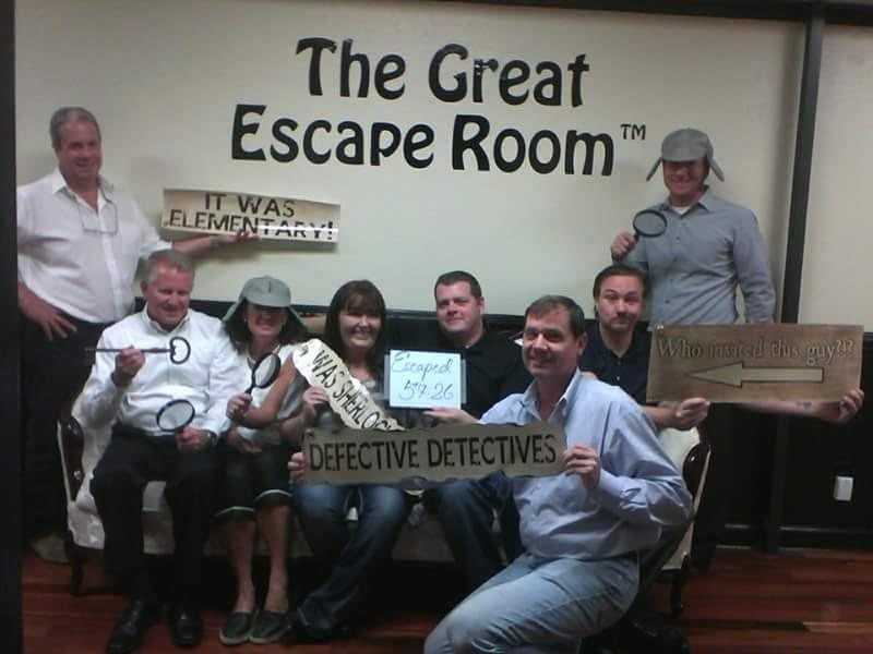 The Great Escape Room Tampa - Florida Haunted Houses