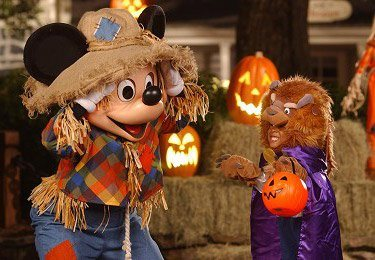 Disney Releases Official Dates for the 2017 Mickey's Not-So-Scary Halloween Party!