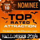 Haunted House Award for 2014