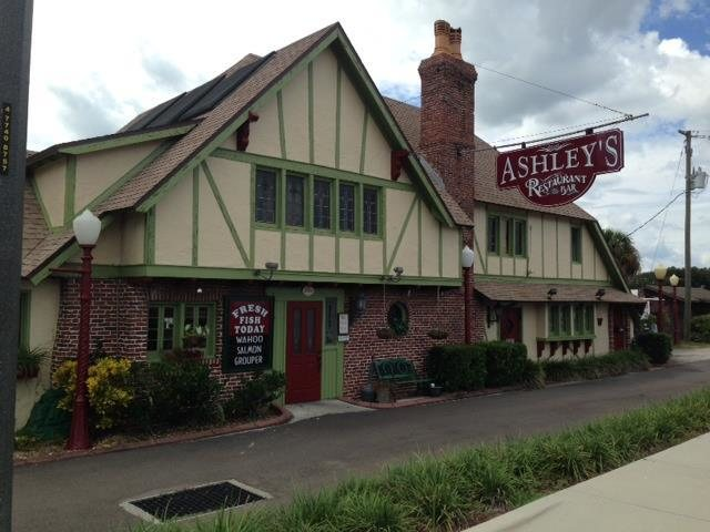 Ashley S Restaurant Rockledge Fl