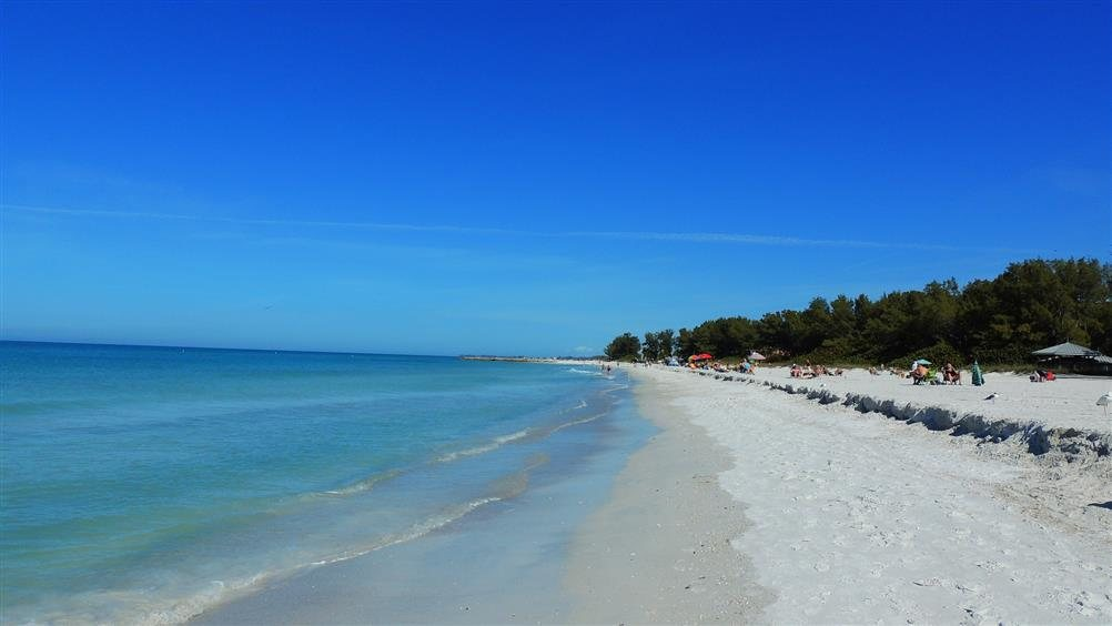 Coquina Beach Bradenton Florida