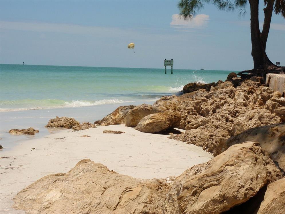 Coquina Beach Park Bradenton Florida