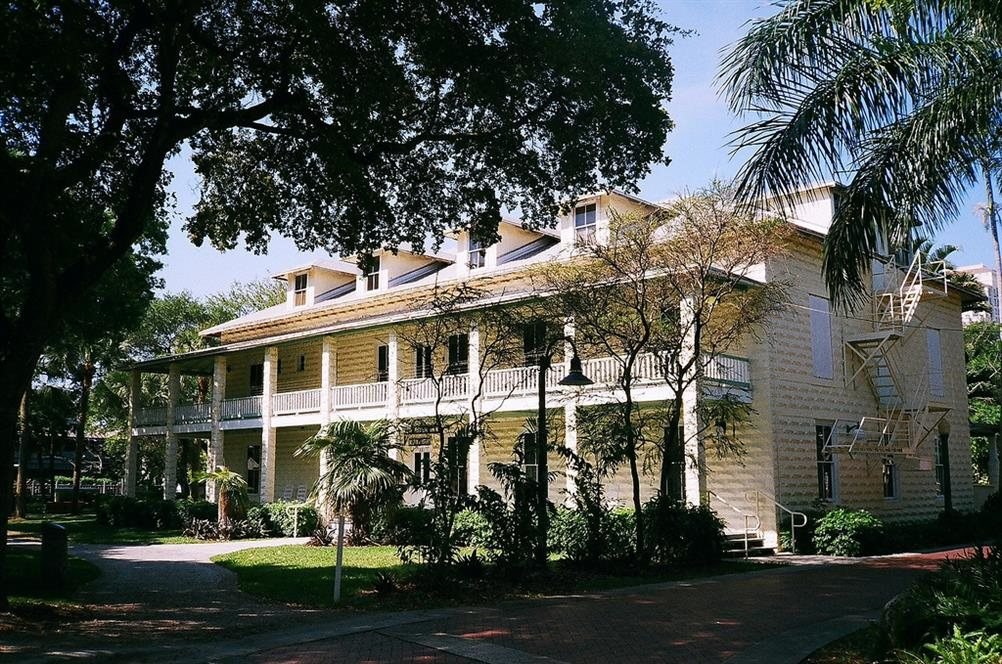 New River Inn Fort Lauderdale Florida Real Haunted Place
