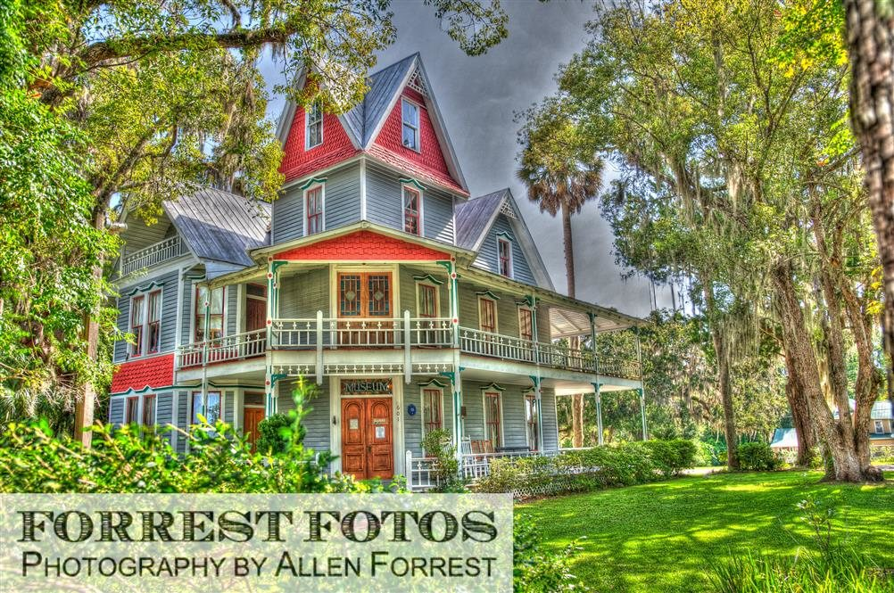 Stringer House Brooksville Florida Real Haunted Place